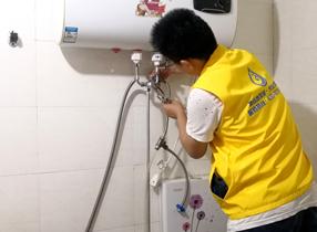 家电清洗一体机厂家教您如何清洗电热水器