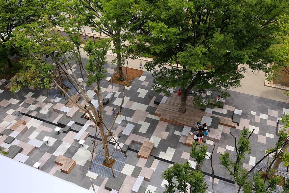 西安陶瓷透水砖生产厂家
