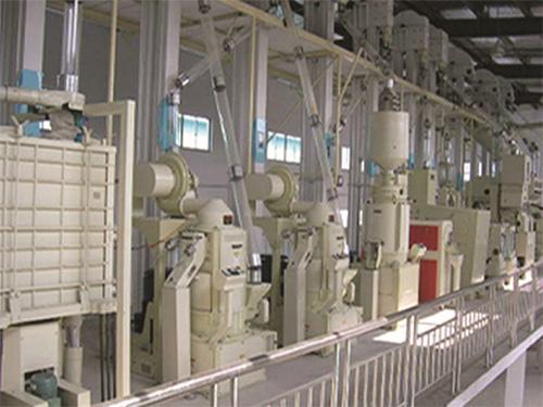 150吨大米加工设备
