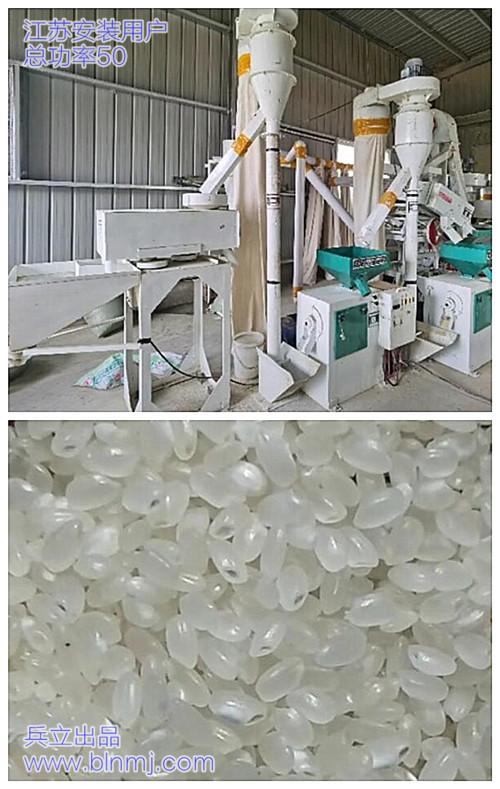 15吨大米加工设备