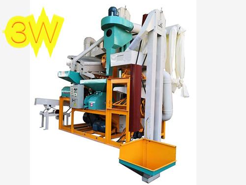 水稻碾米机成套设备(商用型)