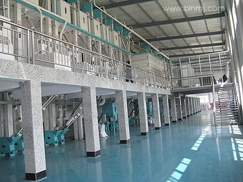大米碾米机械(内压自动化)