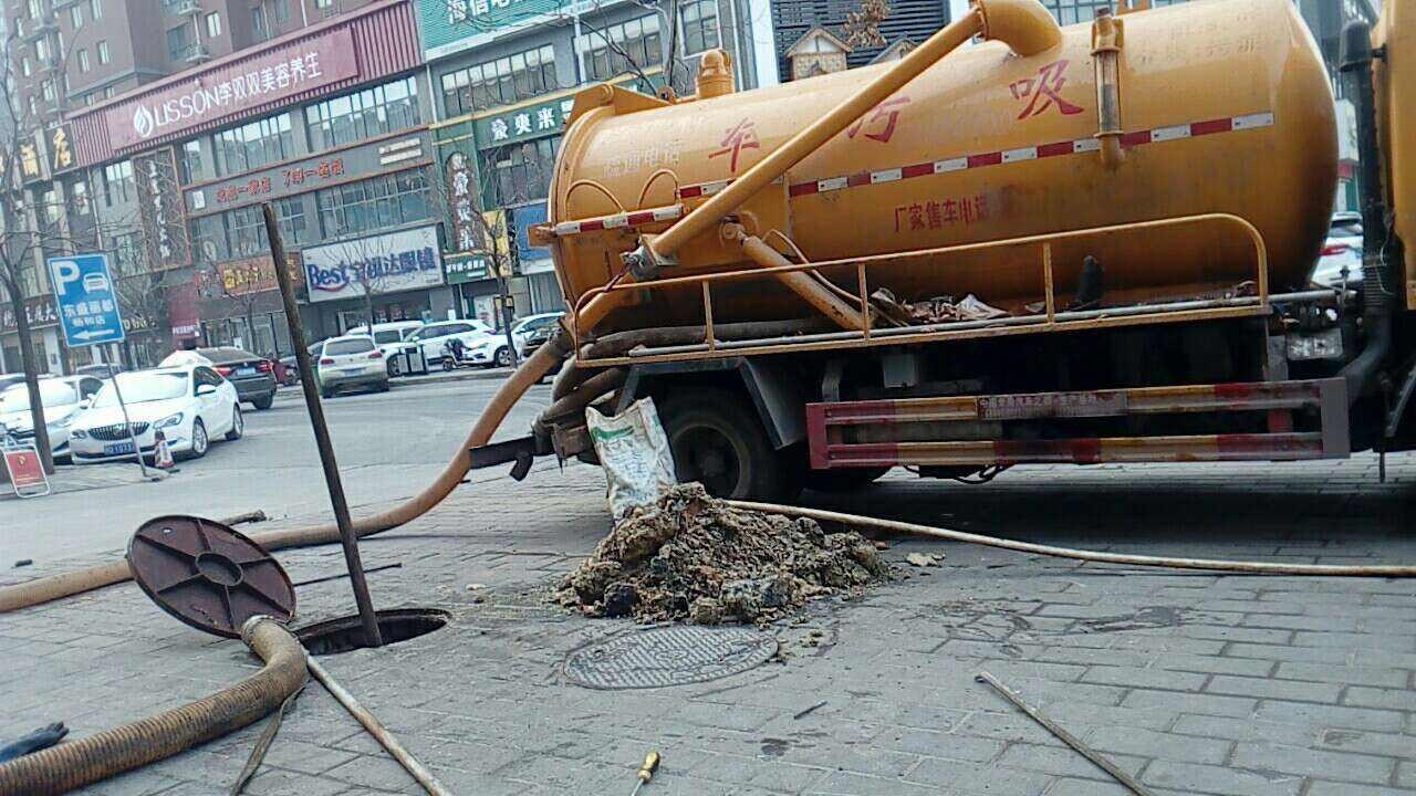 长沙泥浆抽运公司