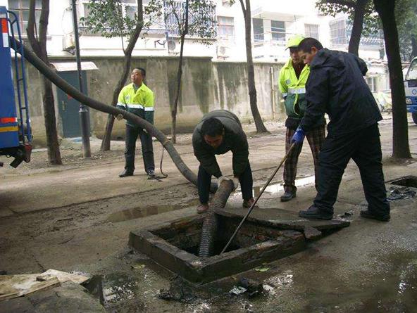 小区化粪池清理