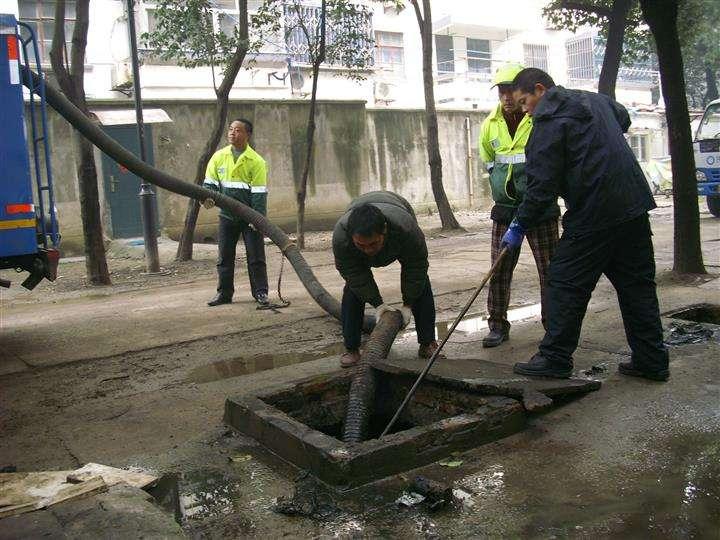 长沙小区化粪池清理服务