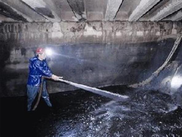 排污池清理
