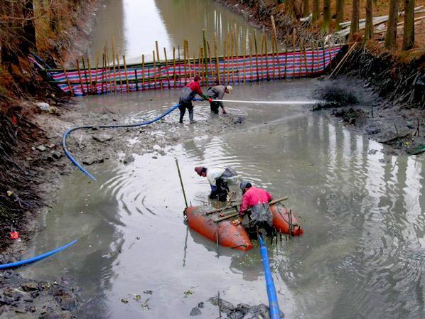 台灣河流底泥清淤公司