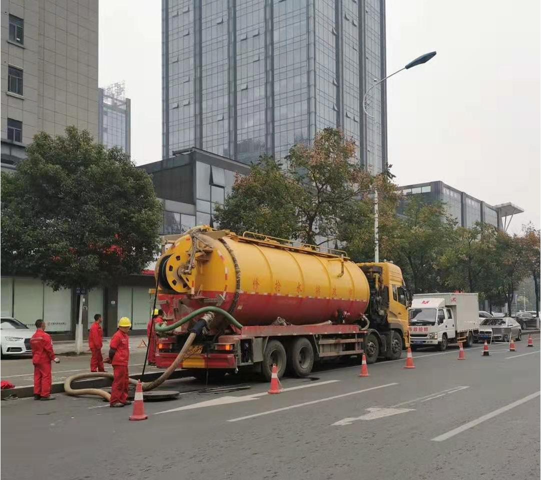 台灣市政排水搶修設備