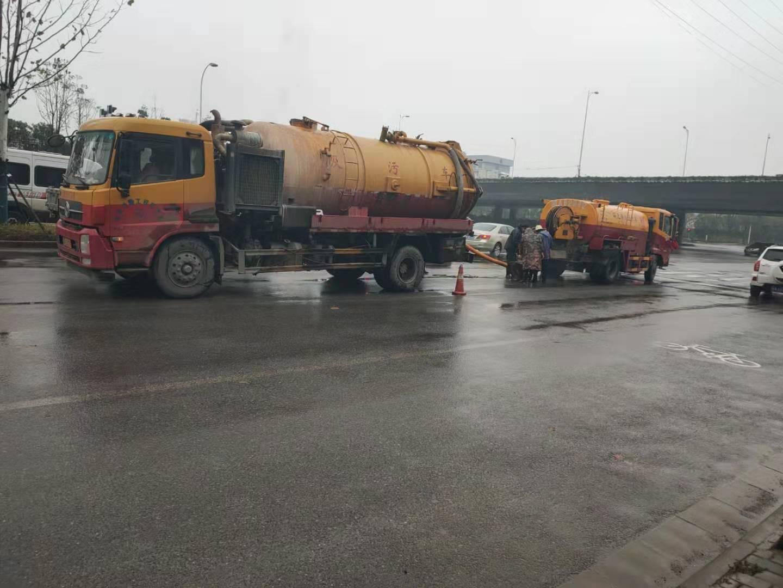 长沙专业市政管道疏通施工