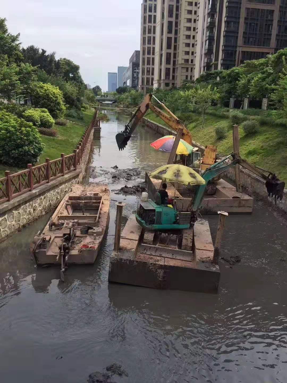雨花区市政河道清淤电话