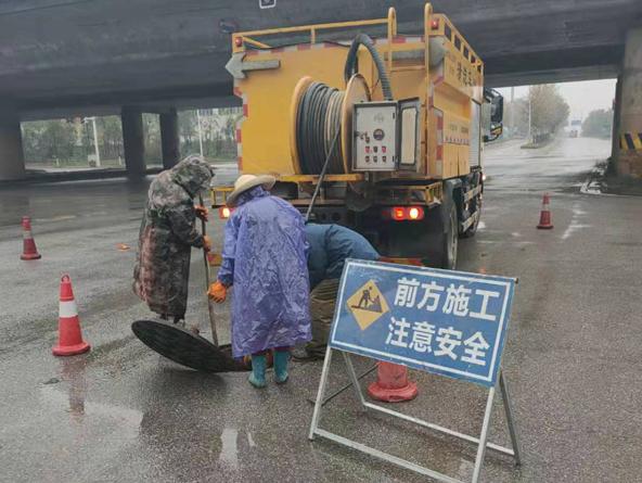 下水管道疏通清洗方案介绍