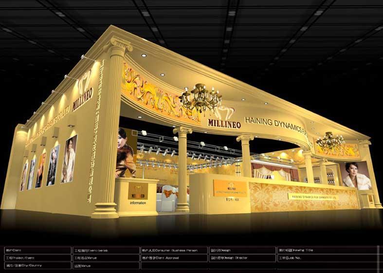 武汉展览工厂介绍展会现场需控制五个环节