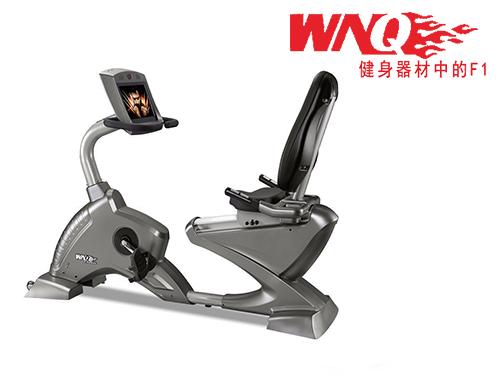 商用卧式健身车F1-8318WD-TV3