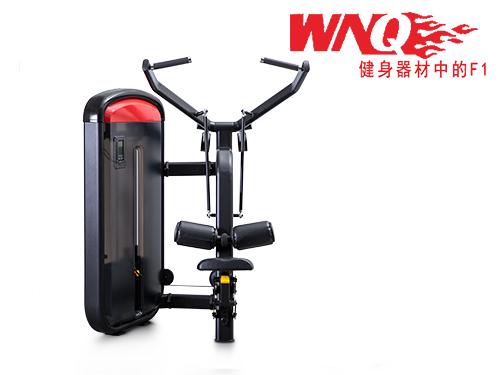 豪华商用高拉力背肌训练器 F1-7235
