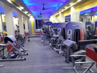 孟加拉健身房