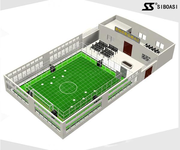 足球4.0智能训练系统