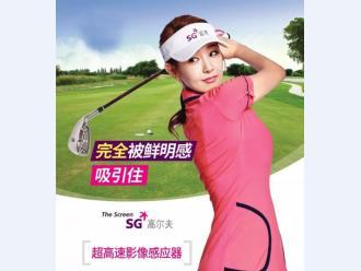 韩国SG GOLF 室内高尔夫模拟器