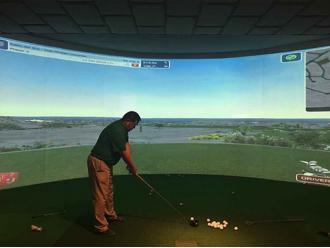 OYES GOLF R系列(Trackman雷达)室内模拟高尔夫