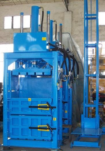 河南安阳液压打包机厂家告诉你全自动打包机的特点是什么