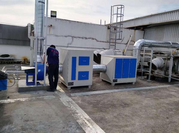 厂房废气处理