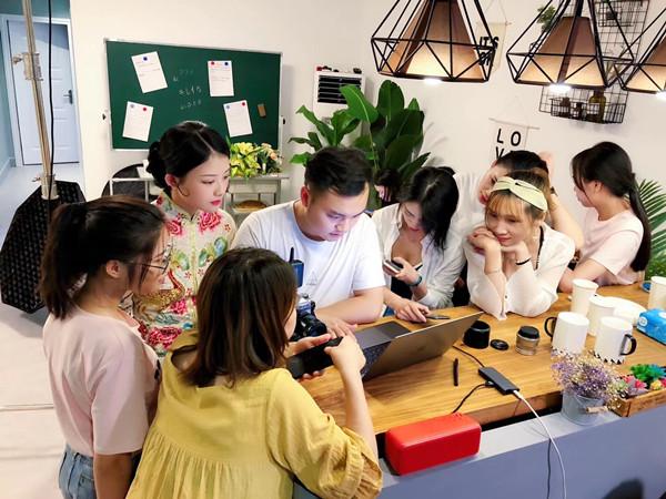 湖南化妆培训
