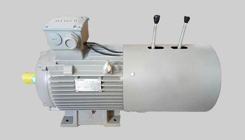 電磁制動三相異步電機