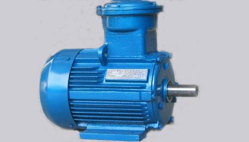 YBK2型防爆电机