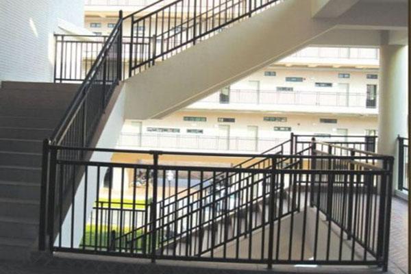 长沙楼梯锌钢护栏