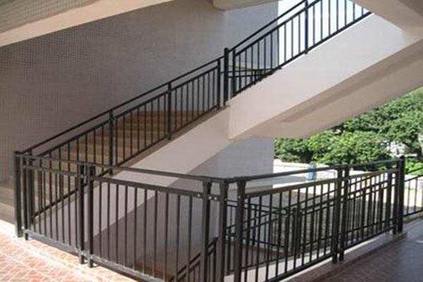 长沙楼梯护栏