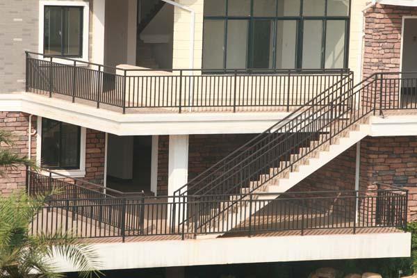 长沙锌钢阳台护栏规格