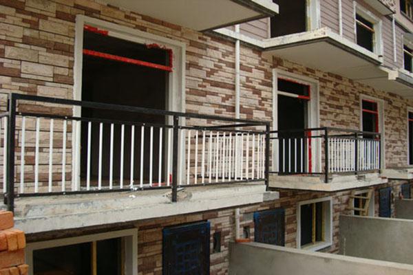 长沙阳台铝艺护栏