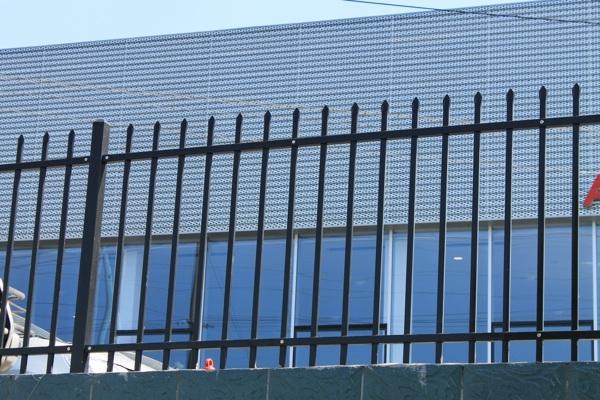 长沙锌钢围墙护栏