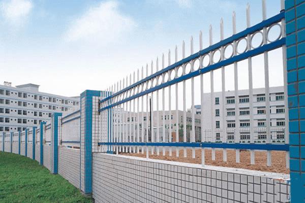 长沙锌钢围墙护栏厂家