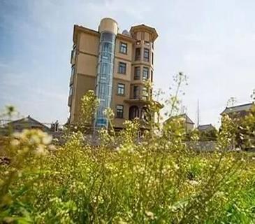 湖南自建房观光电梯