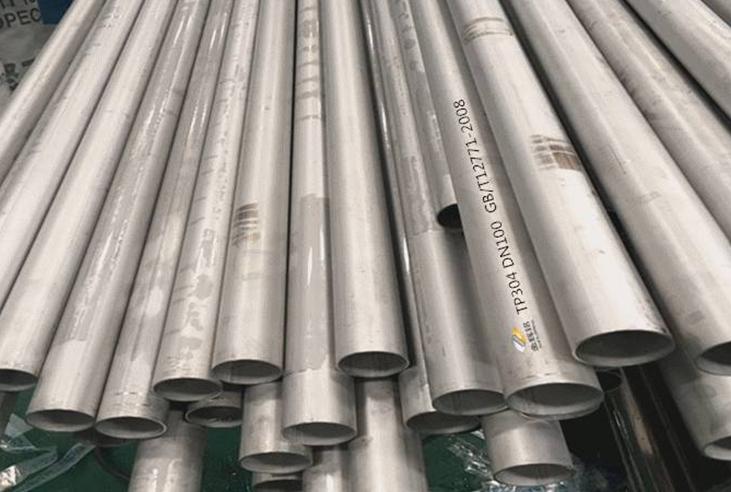 DN100 国标工业焊管
