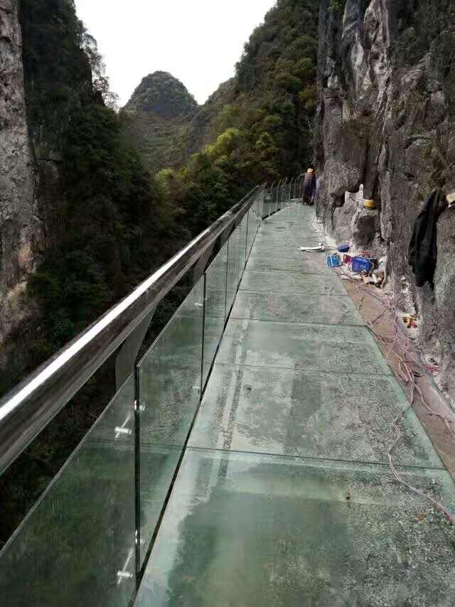 景區玻璃棧道