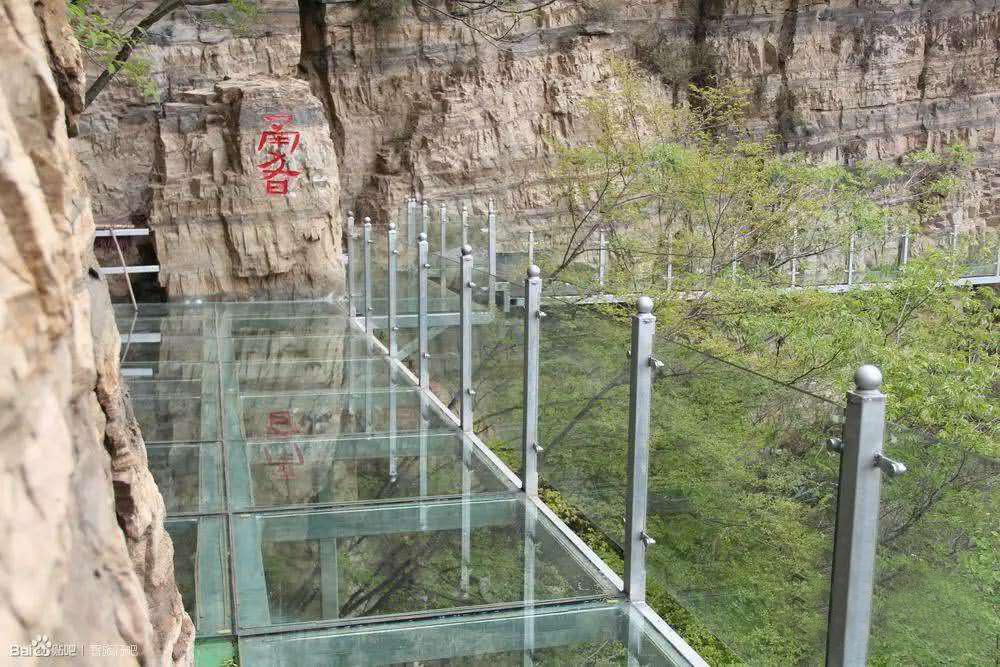 玻璃棧道安裝