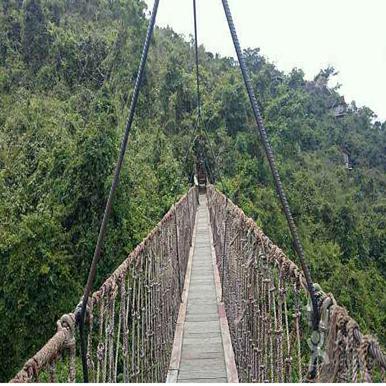 景區吊橋工程