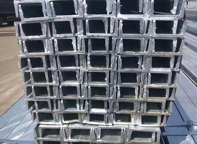 湖南地区8#镀锌槽钢的销售