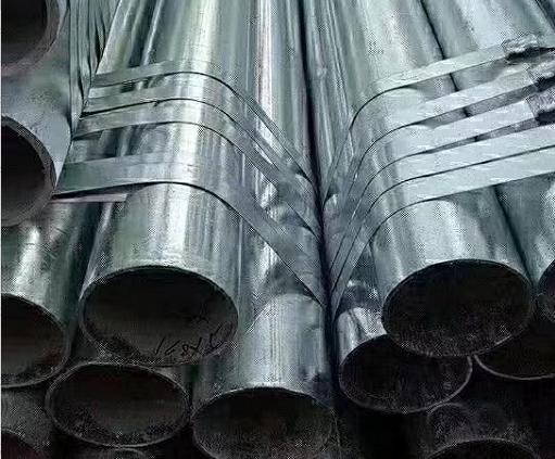 湖南岳阳钢管镀锌管