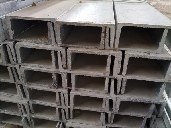 湘乡韶山镀锌槽钢出售