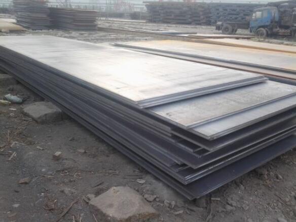 覆膜镀锌钢板