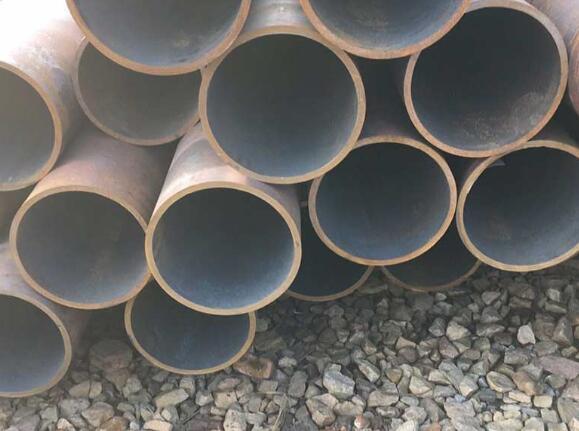 衡阳长沙大口径钢管方管需要如何去合理堆放