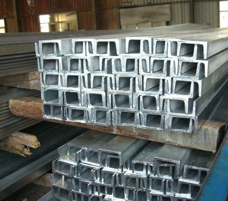 16镀锌槽钢