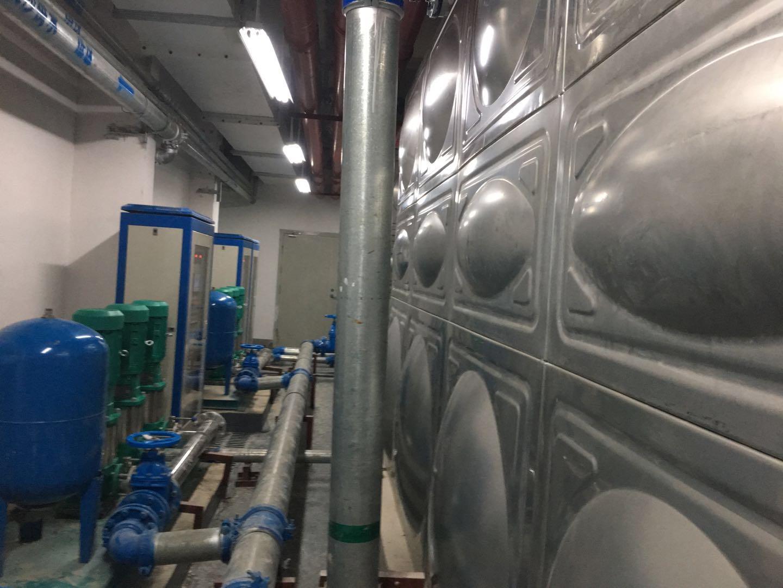 空气能24小时热水系统