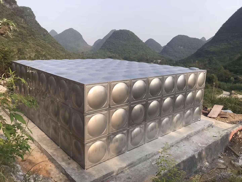智能箱泵一体化设备