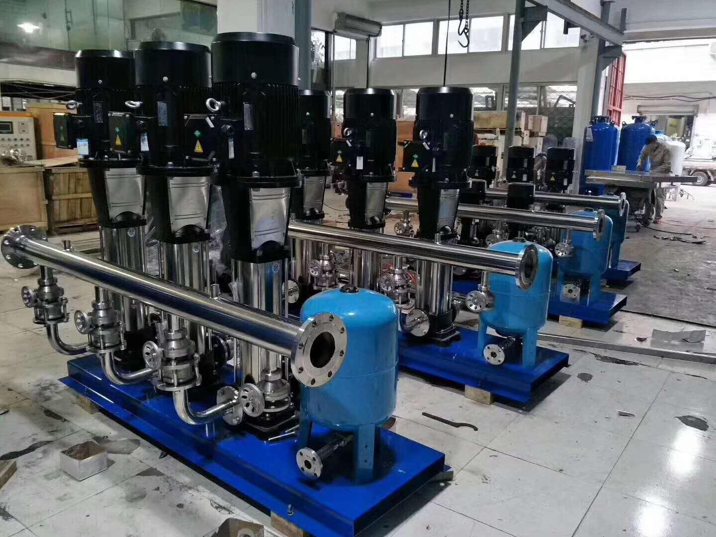 自来水增压泵厂