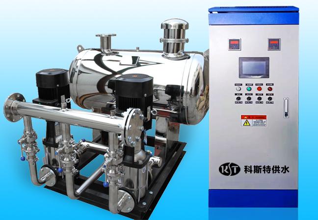 无负压供水设备产品有什么特点?