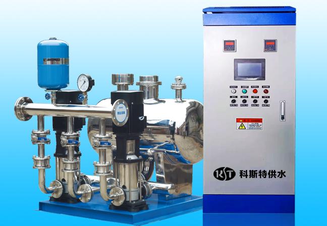 湖南无负压供水设备主要应用范围哟哪些?