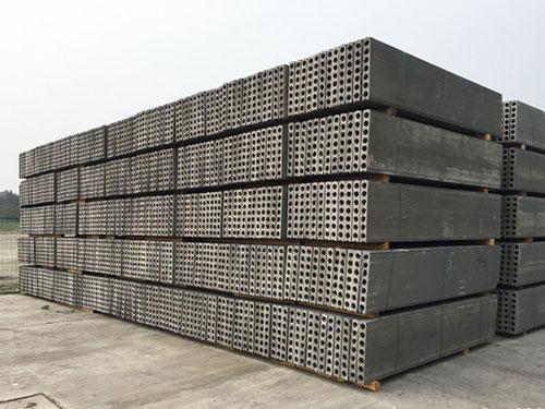 長沙爐渣輕質隔牆板